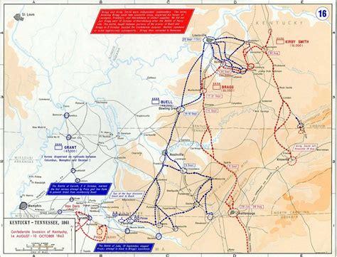 kentucky map civil war kentucky civil war battles army casualties soldiers history