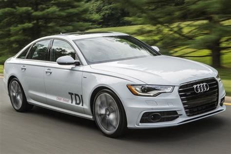 Audi Q6 Diesel by 2014 Audi A6 Tdi Real World Review Autotrader