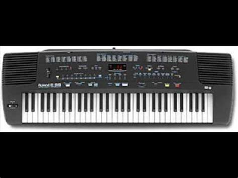 Keyboard Roland E36 roland e 38