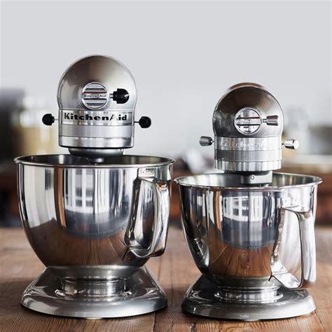 kitchenaid 174 artisan mini stand mixer with flex edge beater
