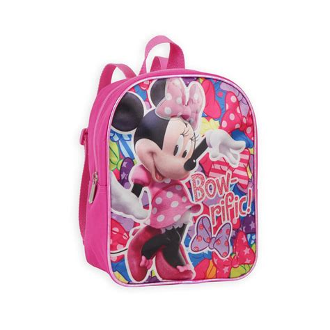 disney minnie mouse plastic toddler disney minnie mouse toddler girl s mini backpack bows