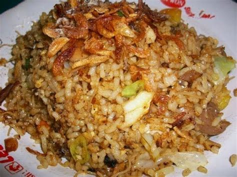 membuat nasi goreng kung enak resep cara membuat nasi goreng spesial enak youtube