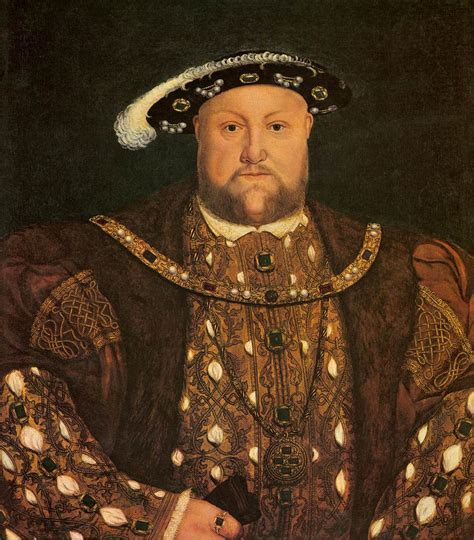 tudor king henry viii and bloody religious change first steps to