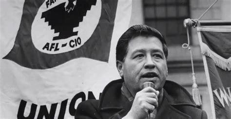 cesar chavez cesar chavez s says leader would backed clinton