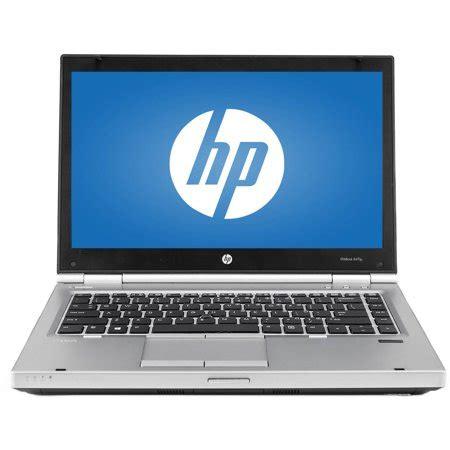 "refurbished hp silver 14"" elitebook 8470p wa5 1064 laptop"