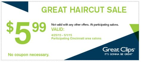 great clips haircut sale 699 samiconecom coupons for great clips haircut haircuts models ideas