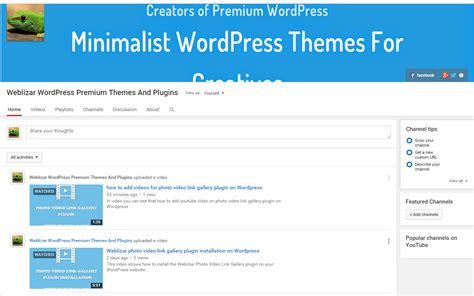 php tutorial youtube channel video tutorial archives weblizar blog