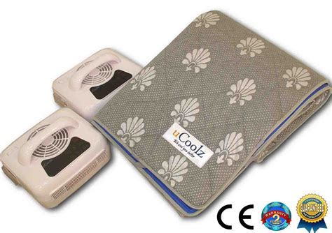 temperature controlled bed dual temperature controlled mattress pad air conditioner bed