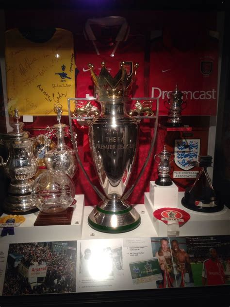 arsenal golden trophy 11 best images about trophies rooms on pinterest