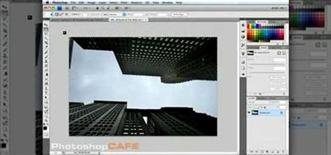 Scale Pattern In Photoshop Cs5 | how to use content aware scale tool in photoshop cs4