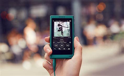 Sony Walkman Nw A35 sony nw a35 high resolution audio walkman