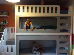 Awesome Loft Beds Funtime Triple Bunk Beds Single Only Bunk Beds Kids