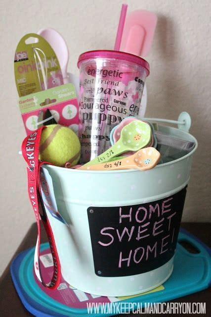 Handmade Housewarming Gift Ideas - 570 best images about gift baskets on