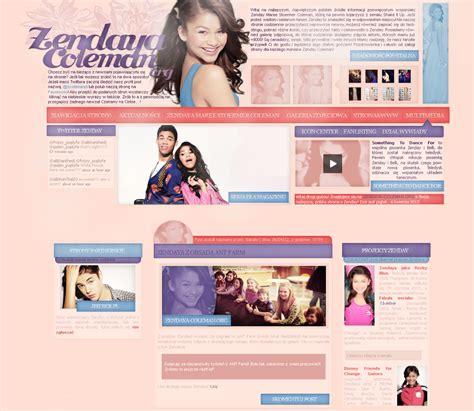 zendaya layout zendaya coleman layout by martyna2897 on deviantart