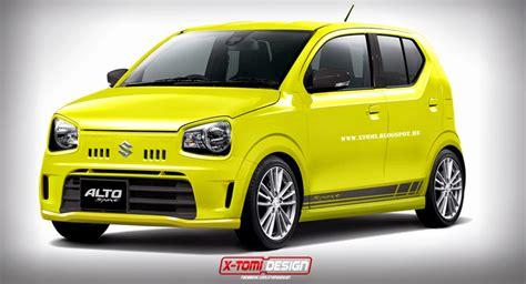Cheapest Suzuki Alto Ultra Cheap Hatch A Hypothetical Suzuki Alto Sport