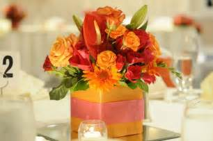 centerpieces for fall wedding receptions the wedding inspirations fall wedding reception