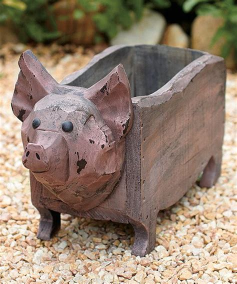 Pig Planter by 1000 Images About Pig Planters On Pottery