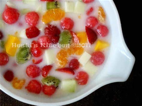 cara membuat es buah pake sprite hesti s kitchen yummy for your tummy sop buah