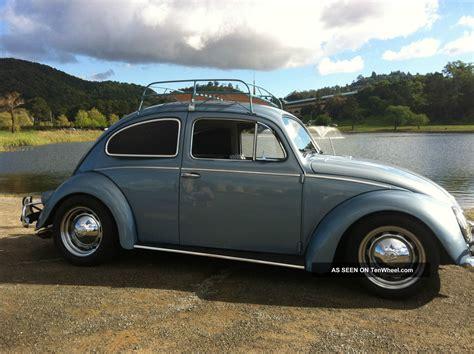 volkswagen beetle classic vw beetle lowered