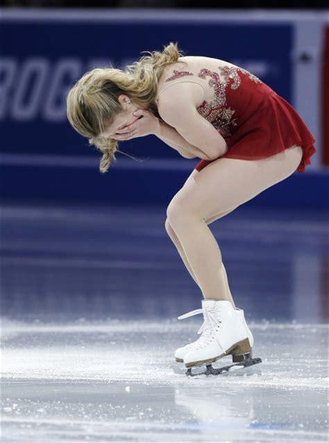 ashley wagner helps u s advance in team skating event skating body picks ashley wagner for sochi olympics snubs