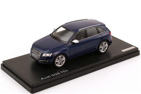 Audi Sq5 Modellauto by 1 43 Audi Sq5 Tdi Estorilblau Blau Blue Limited 500 Pcs