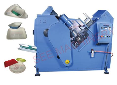 Paper Plates Machine - china paper plate forming machine spm h china paper