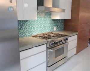 cr 233 dence de cuisine turquoise