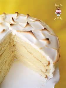 zitronen baiser kuchen bird on a cake lemon meringue cake