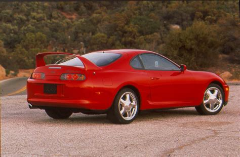 History Of The Toyota Supra Toyota Supra Through The Years Photos 関連フォトギャラリー