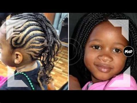 little black girl braided hairstyles youtube