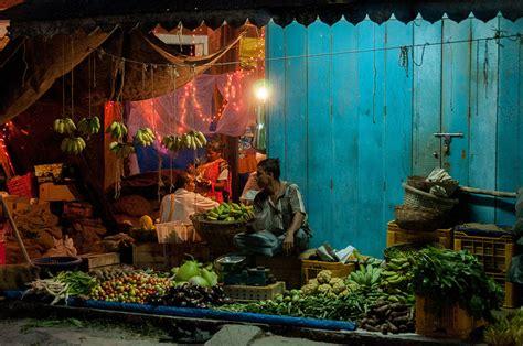 photo   day night market  andaman  nicobar