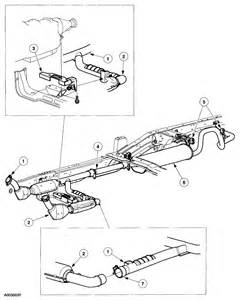 Exhaust System Diagram Ford F150 Exhaust Diagram Ford F150 Forum Community Of Ford
