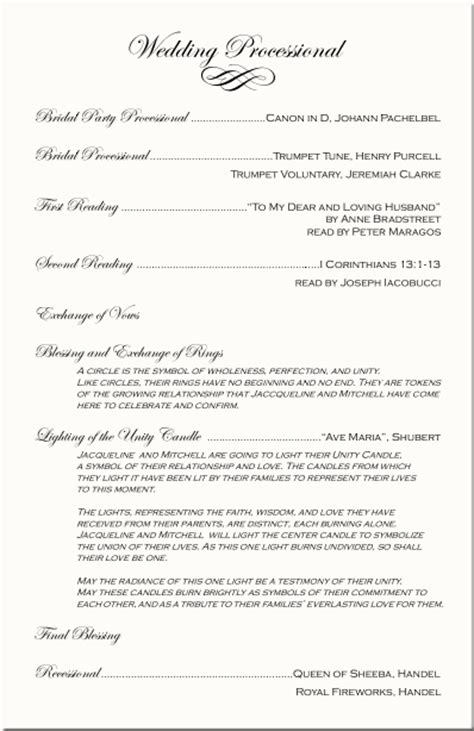 free funeral church program template images frompo