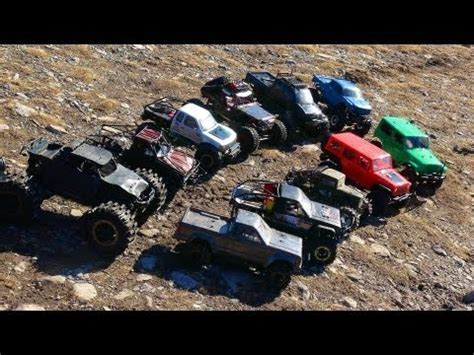 rc adventures canadian large scale rc adventures 12 scale 4x4 trucks on a trail run