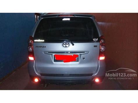 Toyota Avanza G Manual G 2011 jual mobil toyota avanza 2011 g luxury 1 3 di jawa barat
