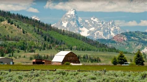 Teton Valley Cabins by 7 Affordable Places To Stay In Idaho