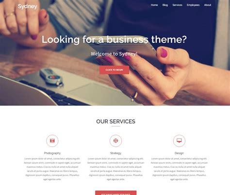 best free themes responsive sydney best free responsive theme themegrill