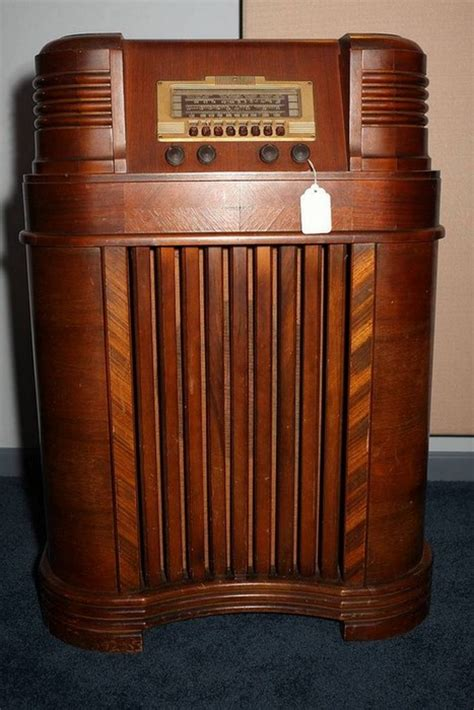 antique radio cabinet for sale philco 40 180 restoration