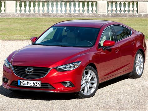 types of mazda cars 2013 mazda 6 luxurious type views car