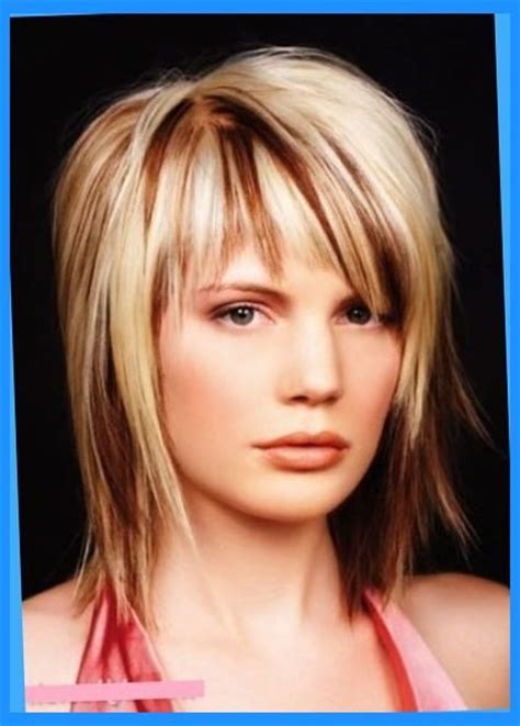 how to cut a choppy hairstyle medium length choppy hair intended for current beauty