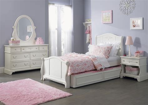 Elegant White Twin Beds For Girls ? HOUSE PHOTOS