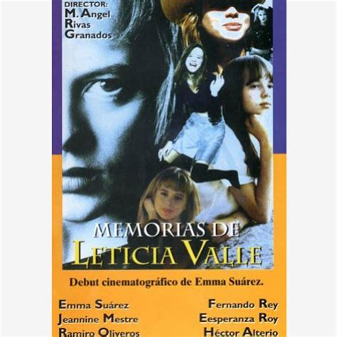 memorias de leticia valle 8484894584 memorias de leticia valle motion pictures distribution