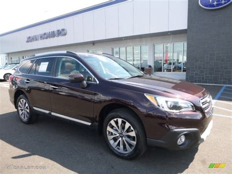 brilliant brown pearl subaru 2017 brilliant brown pearl subaru outback 3 6r touring