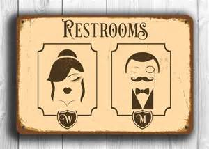signs for bathroom restroom sign restroom signs toilet sign