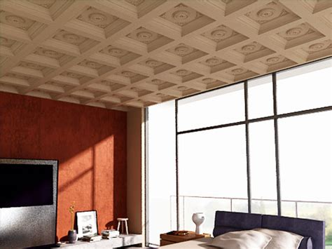 Bedroom Ceiling Tile Royal Urethane Ceiling Tile 24 X24 Ct24x24ro Dct
