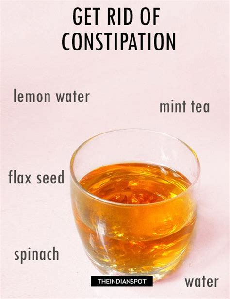 Constipation Detox Drinks by Best 25 Relieve Constipation Ideas On Help