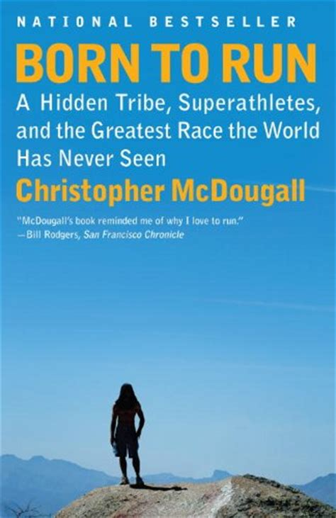 christopher mcdougall born to run a tribe