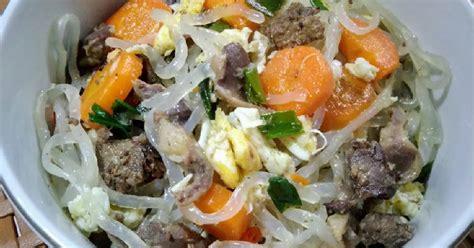 resep mie shirataki enak  sederhana cookpad