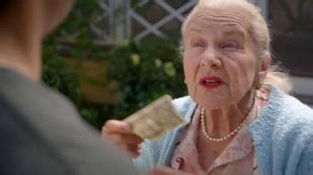 scotiabank commercial grandma actress pizza hut hershey s triple chocolate brownie tv spot