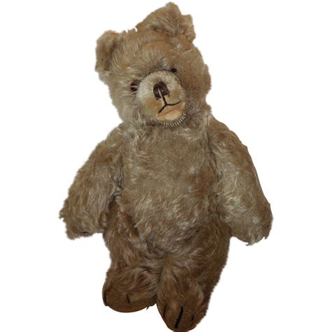 vintage teddy bears vintage hermann zotty teddy bear from chippewalakeantiques